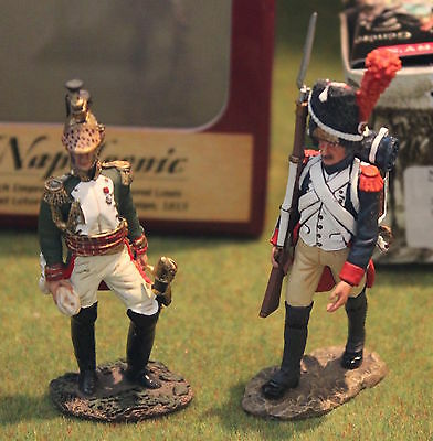 King And Country Na59 Na60 Napoleonic French Toy Soldiers Britains 36013