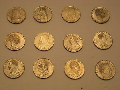 US Presidential Collectors Medallions