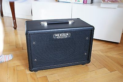 """Mesa Boogie Express 1x10"""" Cabinet / Mint Condition / 50W 8Ohm / Incl. slip cover"""