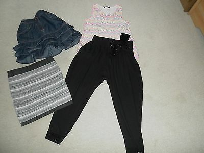 4 Items Girls Clothes Age 5-6 Years George