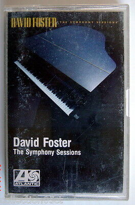 1988's Audiotape, David Foster, The Symphony Sessions