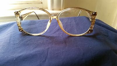 Vintage Christian Dior Correction Glasses 2575