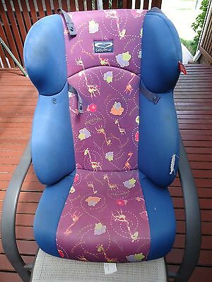 L@@k! BOOSTER CAR SEAT! VERY GOOD CONDITION