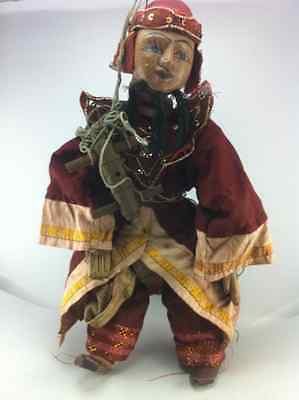 Burma Burmese Puppetry Puppet Marionette Strings Arts Antiques Collections Rare