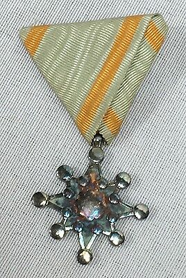 WWII Imperial Japanese Order Of The Sacred Treasure 8th Class Medal