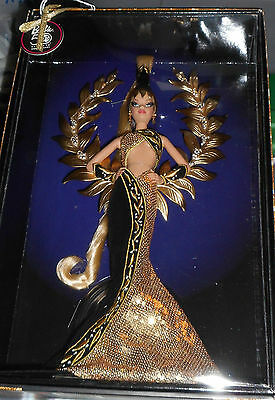 MATTEL BOB MACKIE GOLDEN LEGACY BARBIE doll  NRFB Gold Label