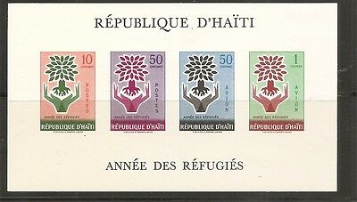 Haiti SC # C152a International Refugee Year.  imperforated,  . MNH