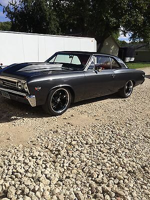 1967 Chevrolet Chevelle  1967 Chevy Chevelle SS REAL 138
