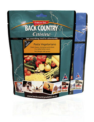 NEW Back Country Cuisine Five Serve from Outdoor Adventure Gear