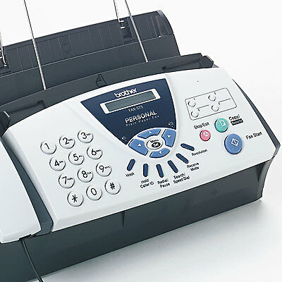 NEW Sealed Brother FAX-575 Plain Paper Thermal Fax, Phone, Copier