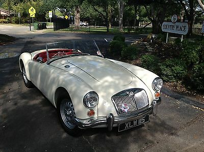 1959 MG MGA Convertable 1959 MGA TWIN CAM