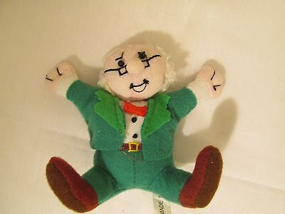 Closed Casino Fitzgerald's Gambling Collectible Mr O'lucky O Lucky Olucky Plush