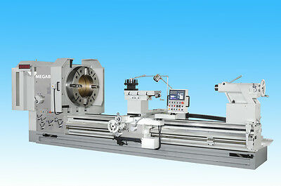 Lathe Megabore Heavy Duty Hollow Spindle