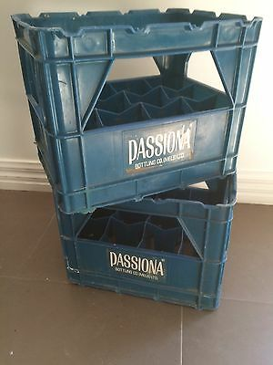 Passiona Soft Drink Crate Schweppes Coca-Cola Crate Suit Collector Or Dealer