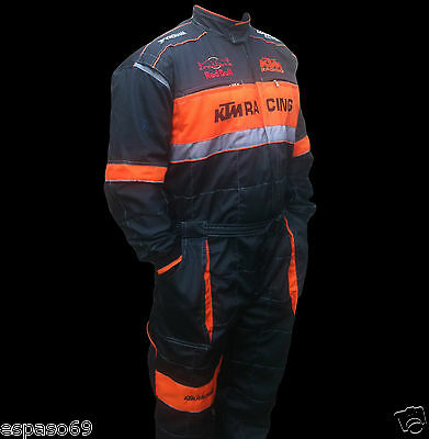 Mechanic Overall -Workwear Coverall  Racing Suit with embroidered logo NEW PROMO