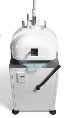 Semi Automatic Dough Divider Rounder For Bakeries And Pizza Made In Italy