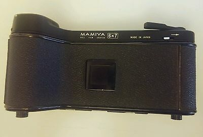 Mamiya 6x7 Back / Dorso Medium format Roll / Film back 120 / Press - Universal