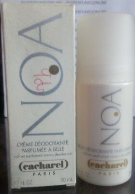 Noa  Cacharel DEODORANT ROLL ON 50 ml. not sealled
