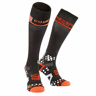 COMPRESSPORT Full Socks 3D V2.1 Compression Running Cycling Triathlon Recovery