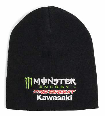 Monster Energy Mütze Team Kawasaki Pro Circuit Beanie MX Motocross KXF KX