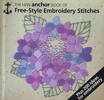 Anchor - Free-Style Embroidery Stitches