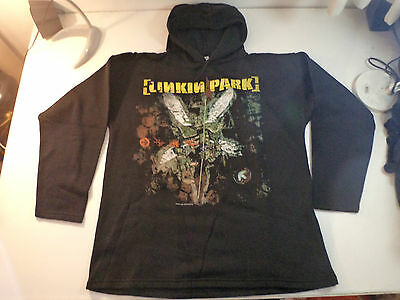 Vintage  LINKIN PARK  Unused SWEATSHIRT HOODIE  XL  nu metal korn lp cd t shirt