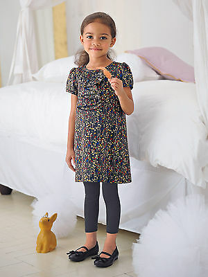 BNWT Vertbaudet Girls' Dress & leggings outfit size 13 Years *SAME DAY POST *