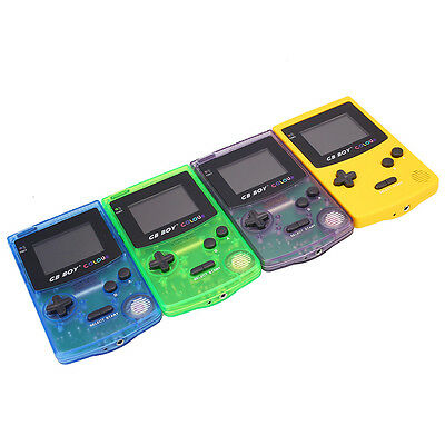 For Nintendo GBC GB Boy Colour Touch Game Console Cartridges Backlight