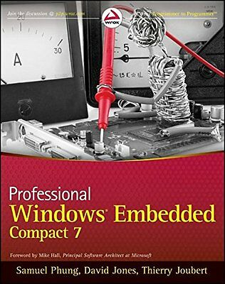 Professional Windows Embedded Compact 7 Copertina flessibile