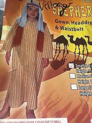 shepherd dressing up outfit childrens