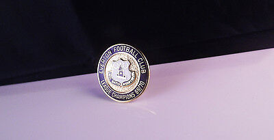 Everton Champions  1969/70  - Vintage Rare Reeves  Badge