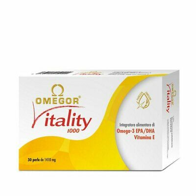 Omegor - New Vitality 1000 - 30 perle