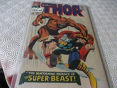 Thor 135 Marvel 70s issue.