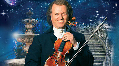 Two Andre Rieu tickets for Nottingham on 17th December 2016