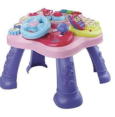 VTech Baby Learning Table Music Educational Toy Kids Toddler Christmas Pink Girl