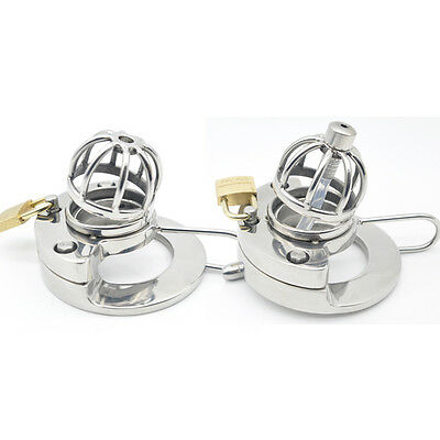 The latest design 316 stainless steel Chastity Cage Device A289
