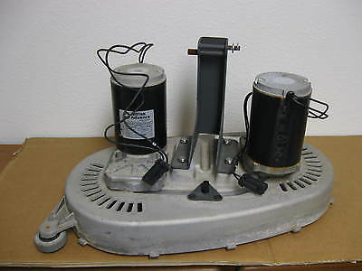 "ADVANCE CONVERTAMATIC FLOOR SCRUBBER 24"" DISK DECK ASSEMBLY # 56315322 ONLY 92hr"