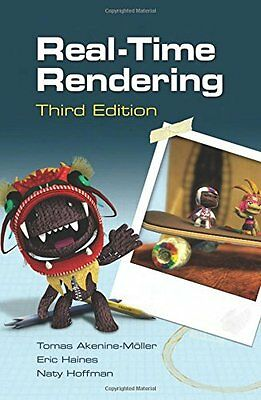 Real-Time Rendering, Third Edition Copertina rigida