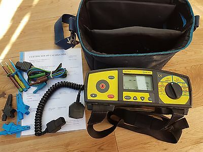 METREL EasiTest Multifunction Tester Edition Excellent Condition 12 Mths Cal