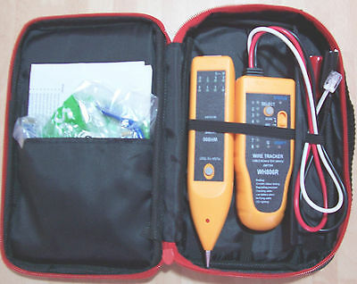 Wh806R Wire Tracker And Network Cable Tester                                   1