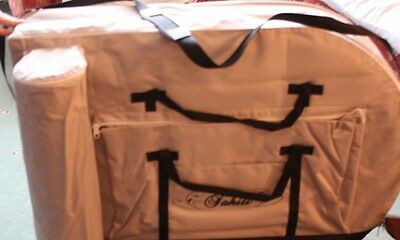 Portable Beauty/Massage Couch & Carry Bag - Tahiti Brand