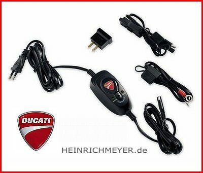 Ducati Charger Original Performance Freshness device + various adapters