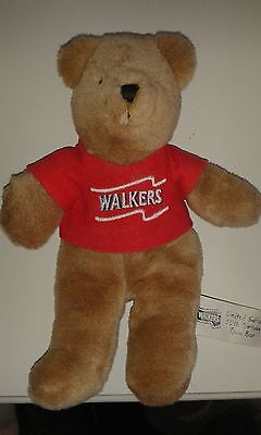 Walkers 50Th Birthday Limited Edition Bear