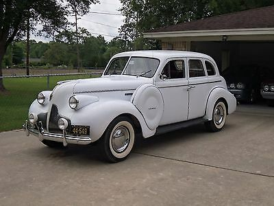 1939 Buick Other  1939 Buick Special  Dual Sidemount