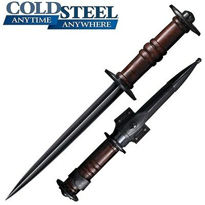Cold Steel - TACTICAL RONDEL DAGGER w/ Scabbard 88CSAC New