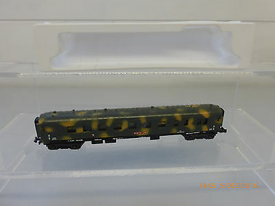 Lima 'n' Camouflaged Coach 03Ba33 - Unboxed
