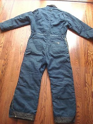Used Dickie Insulated Coveralls Tv239