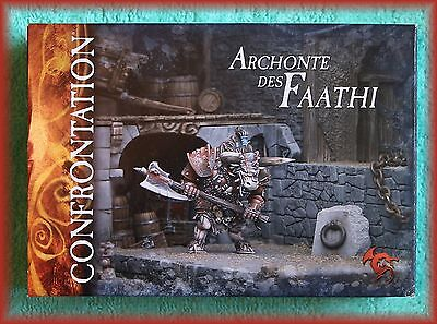 Rackham Confrontation Archon of the Faathi English version (extremely rare)
