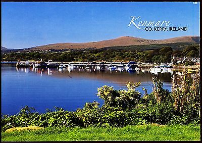 Postcard -Lovely Nautical View -  Kenmare Co Kerry Ireland Unposted