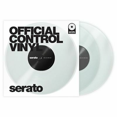 "Serato Performance Series 12"" Control Vinyl (clear, pair)"